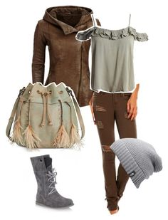 """""""Untitled #4"""" by barboraphoto on Polyvore featuring Patricia Nash, Dollhouse, Sans Souci and The North Face"""