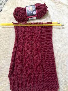 Fair Isle Knitting Patterns, Baby Knitting Patterns, Loom Knitting, Knitting Designs, Crochet Girls Dress Pattern, Crochet Cardigan Pattern, Crochet Stitches, Knit Crochet, Creative Knitting