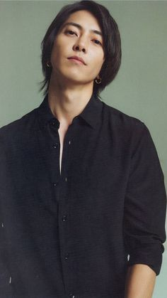 Bleach Movie, Kento Nakajima, Japanese Boy, Male Models, Handsome, Style Inspiration, Actors, Long Hair Styles, Guys