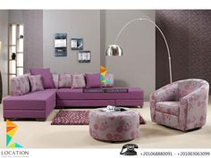 كتالوج صور ركنات مودرن 2018 - 2019 - لوكشين ديزين . نت Corner Sofa Living Room, Living Room Sofa Design, Bedroom Furniture Design, Living Room Sets, Living Room Furniture, Living Room Designs, Bedroom Bed, Bedrooms, Latest Sofa Designs