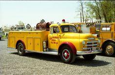◆Klecknersville, ?? FD Dodge/Harwick Apparatus◆