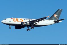 TC-SGM ULS Airlines Cargo Airbus A310-308(F)