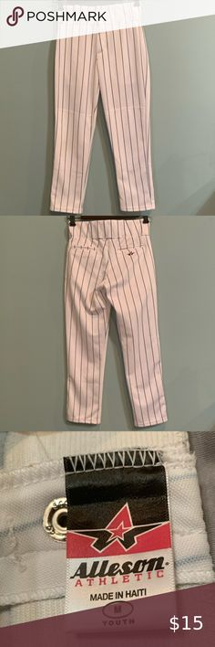 Baseball Pants, Legs Open, Youth, Athletic, Check, Shopping, Style, Fashion, Swag