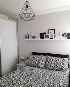 110 small bedroom ideas that are big in style 13 Dream Rooms, Dream Bedroom, Home Decor Bedroom, Bedroom Wall, Bedroom Ideas, New Room, Room Inspiration, Living Room Designs, Sweet