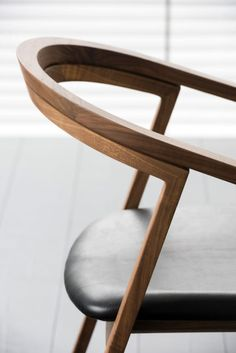 UU Chair by Koizumi Makoto for Miyazaki Chair Factory available from The Aram Store