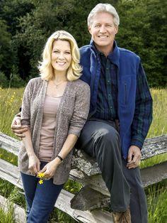 hallark's cedar cove photos | ... Cast in New Hallmark Series 'Cedar Cove' | Soap Opera Network  Bob & Peggy Beldon