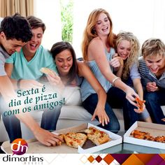 Sexta-feira é dia de pizza com os amigos! Agora pense em uma sala de estar perfeita, que deixará seus convidados de boca aberta e seu dia a dia muito mais completo...Pensou? Então não fique de fora, confira nossas opções!