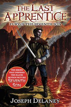 The Last Apprentice: Fury of the Seventh Son (Book 13) - Joseph Delaney