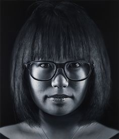 REALISTIC PENCIL DRAWINGS - Toronto-based artist Charles Bierk uses oil on canvas to create paintings that look like realistic pencil drawings on paper.