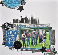 Rockstar - Scrapbook.com