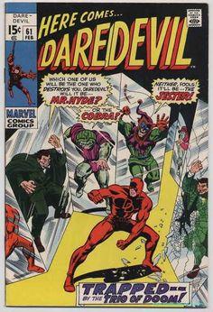 Daredevil 61 - Gene Colan