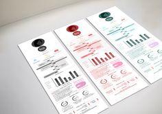 Physical, tear-off top business card, resume / CV inspiration. Graphic Design Resume, Cv Design, Resume Design Template, Creative Resume Templates, Design Ideas, Job Resume, Resume Tips, Resume Examples, Conception Cv