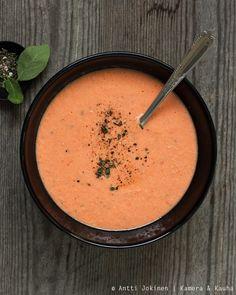 Ricotta Tomaattikeitto - scroll down for english recipe