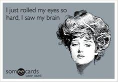 I do this often!