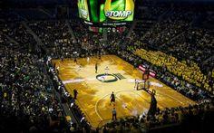Matthew Knight Arena, Eugene, Oregon