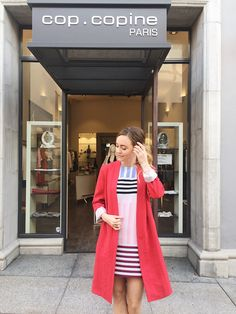 Bohemian by the Bay in Cop Copine Bohemian, Dresses With Sleeves, Chic, Long Sleeve, Ideas, Fashion, Shabby Chic, Moda