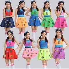 少女時代 日本3rdツアー チアガール コスプレ衣装 ダンス衣装 Japan 3rd Tour 2014 舞台風 ステージ服 Beep Beep ダンス 衣装 服 日常 オシャレ 応援グッズ 発表会 運動会 チアリーディング|ROOM - my favorites, my shop 好きなモノを集めてお店を作る