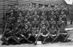 Royal Garrison Artillery.