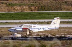 Olympic Aviation Piper PA-44 Seminole [SX-BDZ]