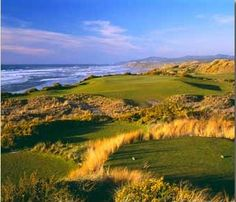 """Experience the Bandon Dunes Golf Resort (yes, it really is """"Golf As It Was Meant To Be!"""")  You will never forget this experience in Bandon, Oregon."""