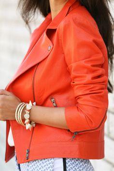 Giacca di pelle, l'evergreen dell'abbigliamento