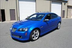 G8...the car that could've and would've saved Pontiac if given the chance...truly the last of the breed. R.I.P.