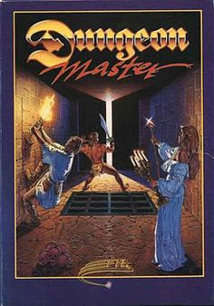 Dungeon Master (short: DM) is an early 3D realtime action role-playing video game. DM was developed and published by FTL Games for the Atari ST in 1987.[3] It reportedly sold 40,000 copies in its year of release alone,[4] and went on to become the ST's best selling product of all time, reaching an astounding market penetration of more than 50% of the Atari STs ever sold.