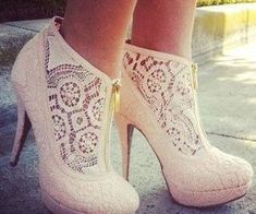 In love with these! If only I wore heels!