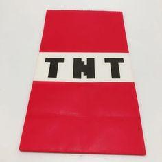 10 stk TNT Godteposer Tnt Minecraft