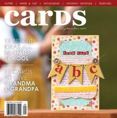 CARDS Magazine Sept 2011 | Northridge Publishing