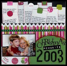 Christmas 2003 - Scrapjazz.com