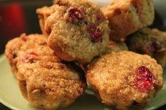 Muffins de Natal