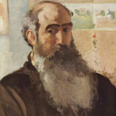 Camille Pissarro was born on July 10, 1830, on the island of St. Thomas. Relocating to Paris as a young man, Pissarro began experimenting with art, eventually helping to shape the Impressionist movement with friends including Claude Monet and Edgar Degas. Pissarro was also active in Postimpressionist circles, continuing to paint until his death in Paris on November 13, 1903.