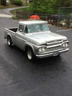 ford classic cars olx - My old classic car collection American Pickup Trucks, Best Pickup Truck, Vintage Pickup Trucks, Best Classic Cars, Classic Trucks, Lmc Truck, Truck Camper, Ford Motor Company, Cool Trucks