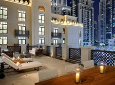 Perfect place for relaxation at Vida Downtown Dubai