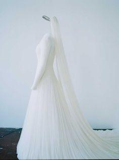 Crown Princess Mette-Marit's wedding gown