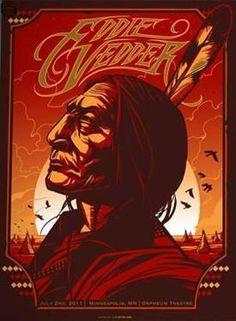 Eddie Vedder Minneapolis 11 Munk One