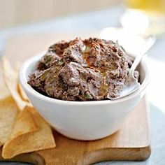 I had a great black bean hummus at a restaurant the other day, and have been craving it ever since.