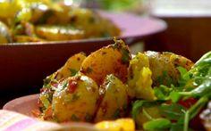 Potato salad Fra Diavolo Recipe by Rachael Ray