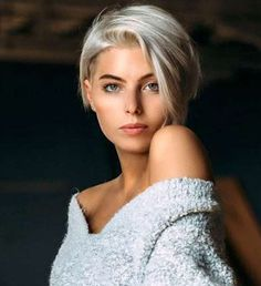 Mo Gibson Short Hairstyles - 1