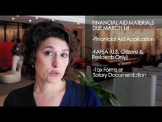 Financial Aid and Scholarship - Juilliard Admissions Q&A