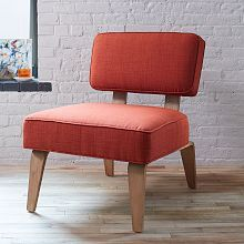 Bentwood Slipper Chair | West Elm