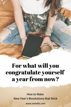 Make New Year's Resolutions that Stick Kudos To You, Am One, I Kid You Not, Meaningful Conversations, Types Of Relationships, Good Habits, Mindful Living, I Win, Resolutions