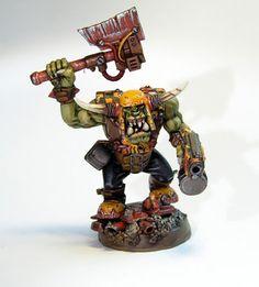 Da Moonshine Waaagh Ork Boyz #40k #wh40k #warhammer40k #40000 #wh40000 #warhammer40000 #gw #gamesworkshop #ork #boyz #wargaming #hobby