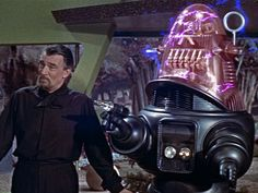 14. Forbidden Planet (1956) monsters from the ID