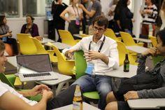 Un argentino en Singularity University -Bienvenidos al corazón del Silicon Valley http://quevasaestudiar.com/notas/201/Un-argentino-en-Singularity-University