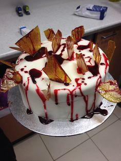 Littlemissimmyloves Halloween cake