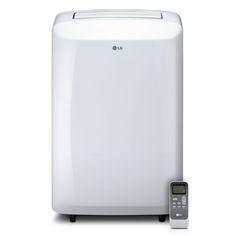 Lg Lp1215gxr 12 000 Btu 115v Portable Air Conditioner With