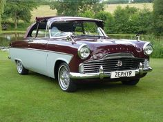 1962 Ford Zephyr for sale - Classic car ad from CollectionCar.