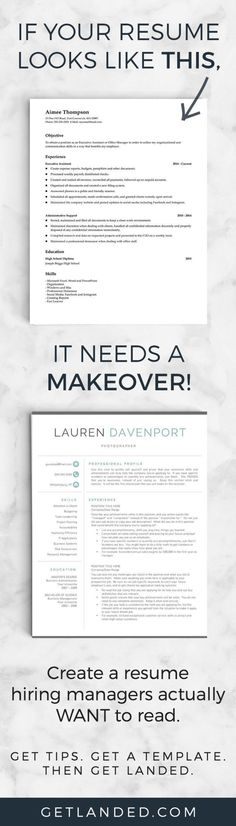 30 best Resume images on Pinterest Gym, Interesting facts and